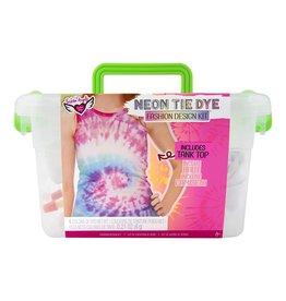 Fashion Angels Neon Tie Dye Tank Top Design Keeper Crate