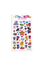 Ooly Itsy Bitsy Stickers, Cat Eyes