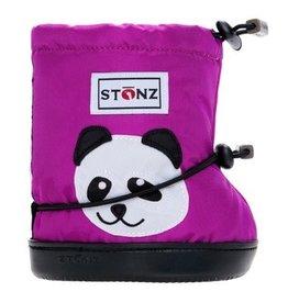 Stonz Stonz Booties, Panda Purple