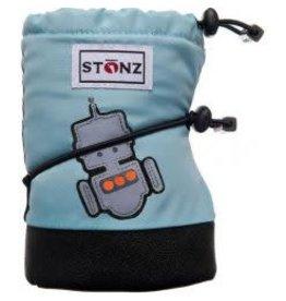 Stonz Stonz Booties, Robot-Haze Blue