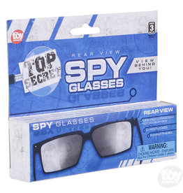 The Toy Network Spy Look Behind Sunglasses