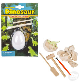 The Toy Network Glow in the Dark Dinosaur Dig