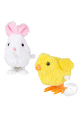 The Toy Network Bunny & Chick Wind Ups