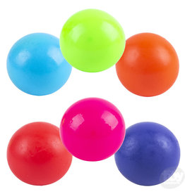 "The Toy Network Squish Stretch Gummi Ball 2.5"" Assorted"