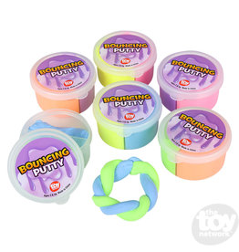 The Toy Network Bouncing Putty Assorted