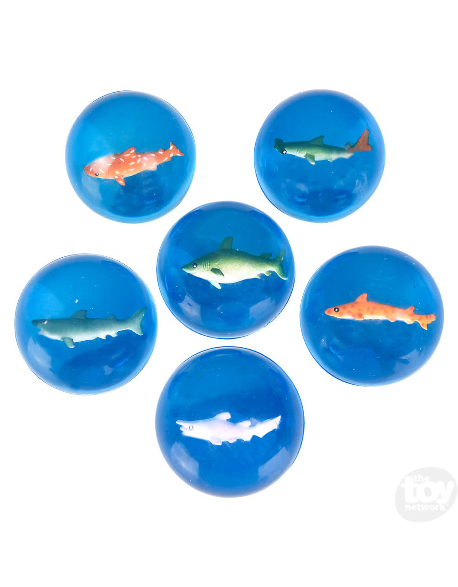 The Toy Network Shark Bounce Ball