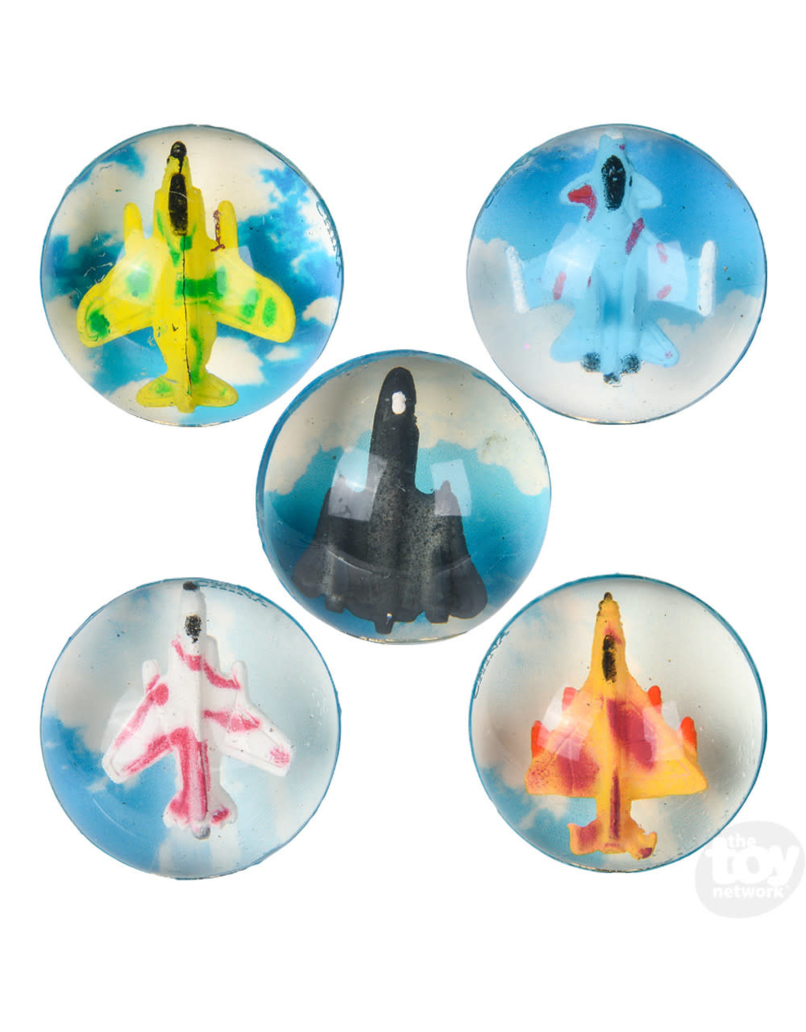 The Toy Network Airplane Bounce Ball