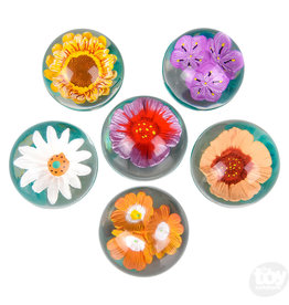 The Toy Network Flower Hi-Bounce Ball