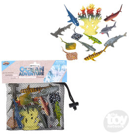 The Toy Network Shark & Ray Mesh Bag