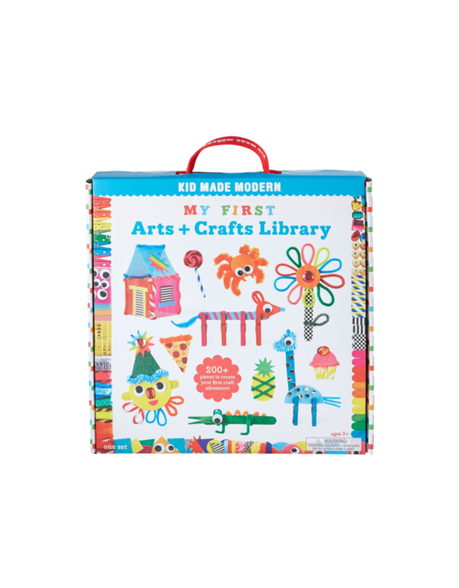 Kid Made Modern My First Arts & Crafts Library