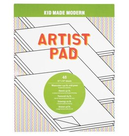 Kid Made Modern Artist Paper Pad