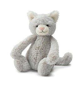 Jelly Cat Bashful Grey Kitty Medium