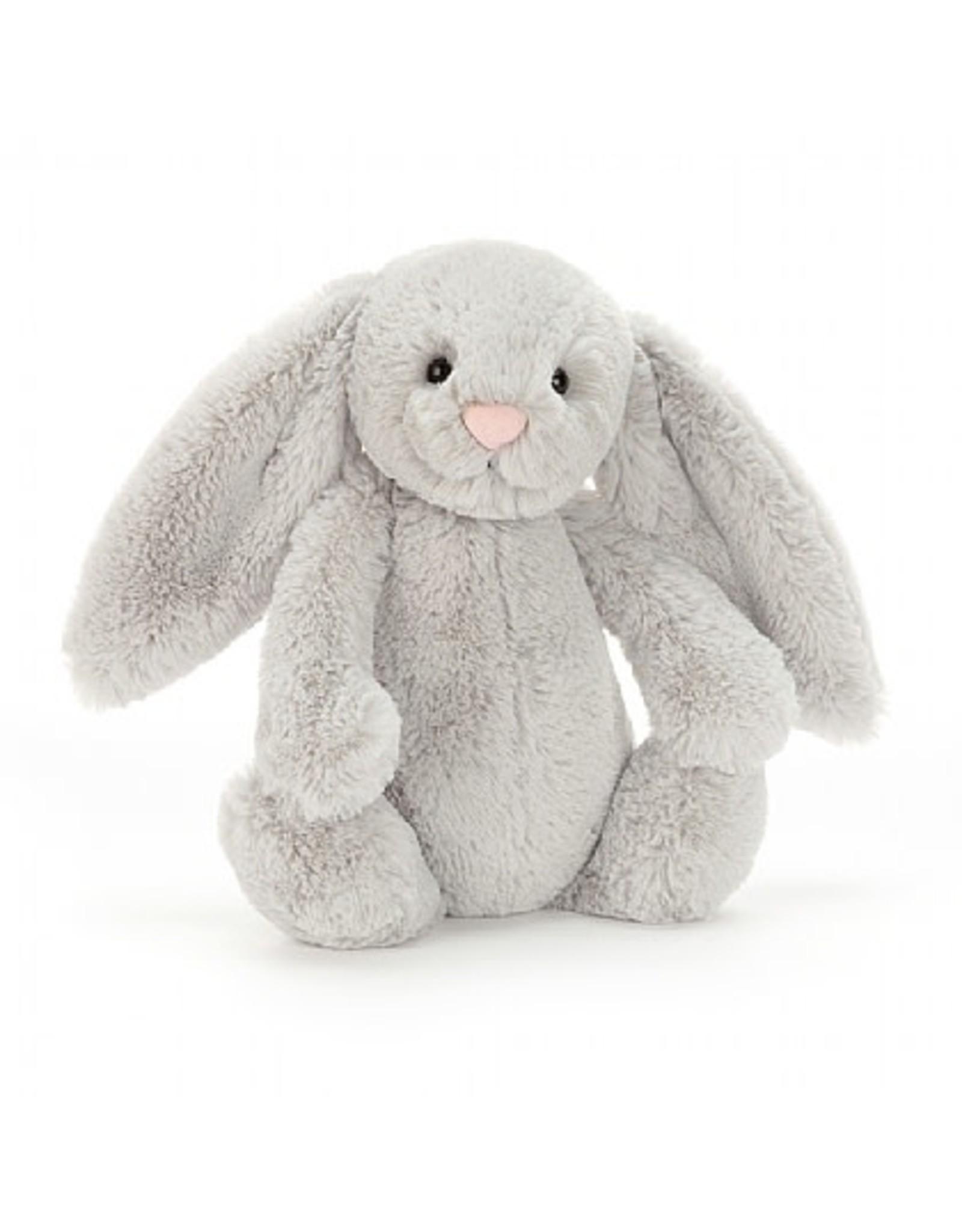 Jelly Cat Bashful Grey Bunny Medium