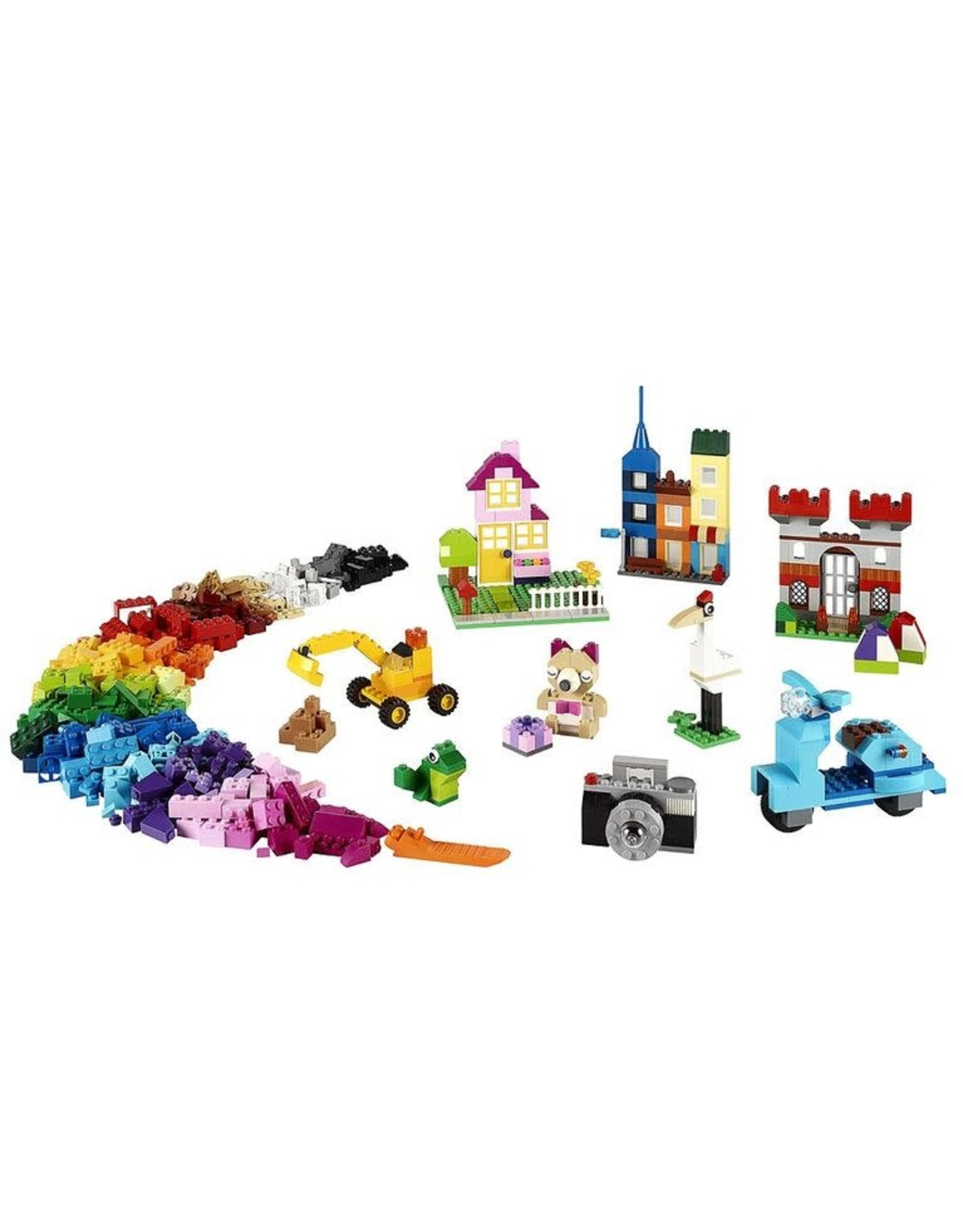LEGO LEGO Classic, Large Creative Brick Box