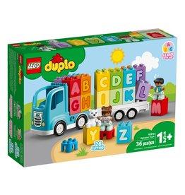 LEGO LEGO Duplo, Alphabet Truck