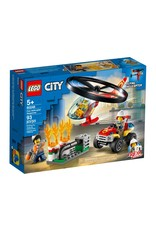 LEGO LEGO City, Fire Helicopter Response