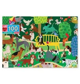 Eeboo 100 pcs. Dogs at Play Puzzle
