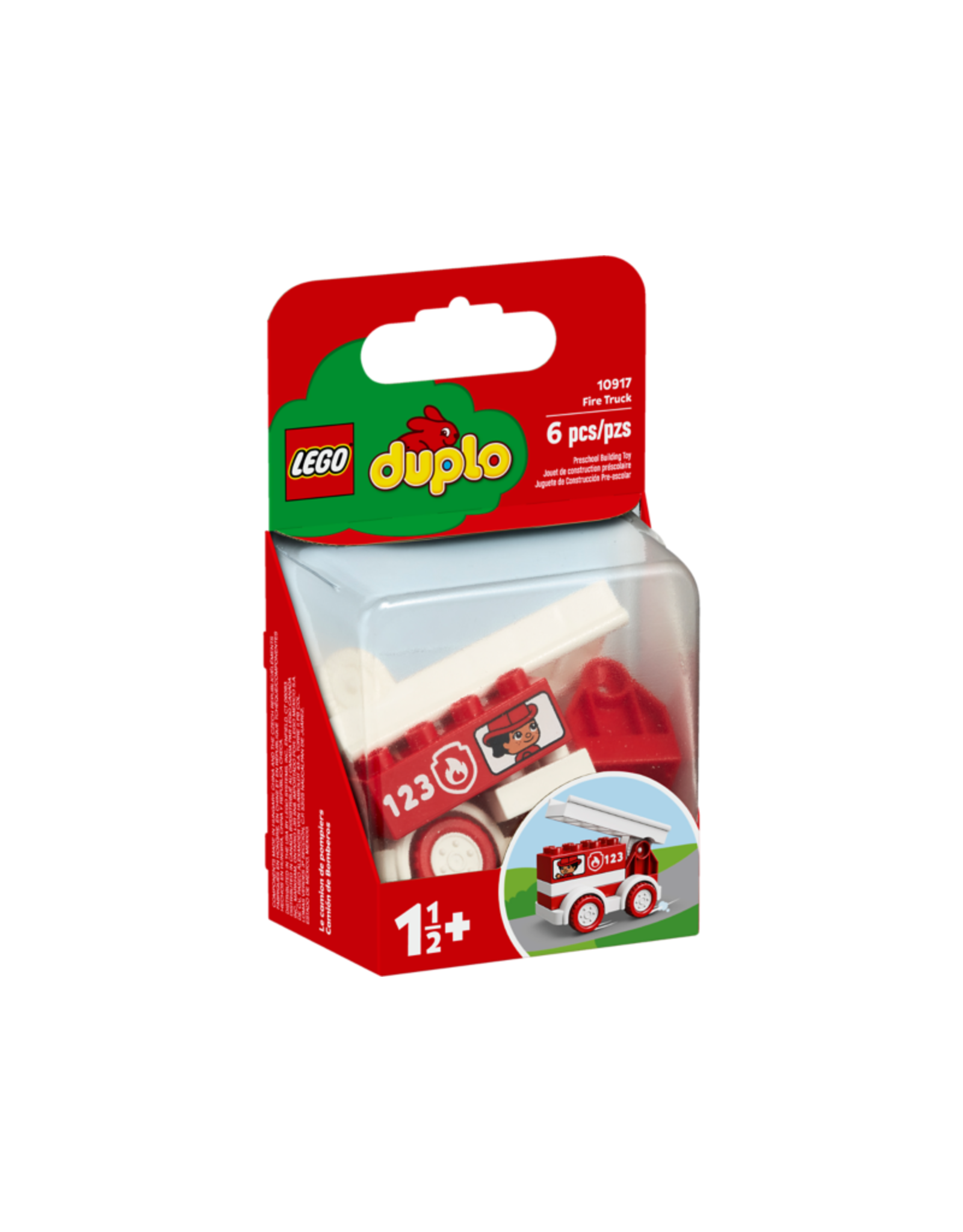 LEGO LEGO Duplo, Fire Truck