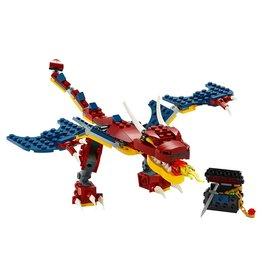LEGO LEGO Creator, Fire Dragon