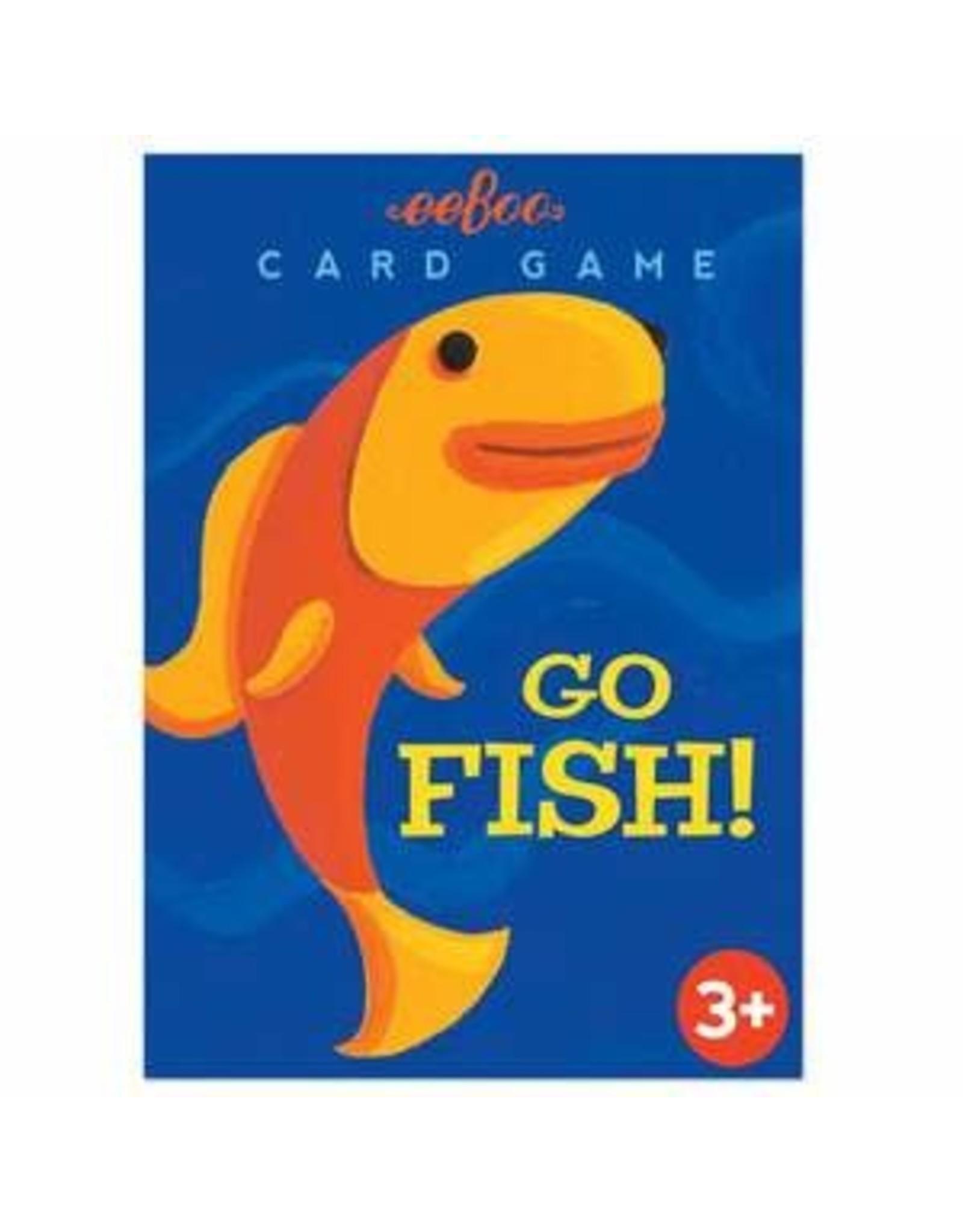 Eeboo Go Fish Playing Cards