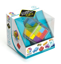 Smart Toys and Games Cube Puzzler Go