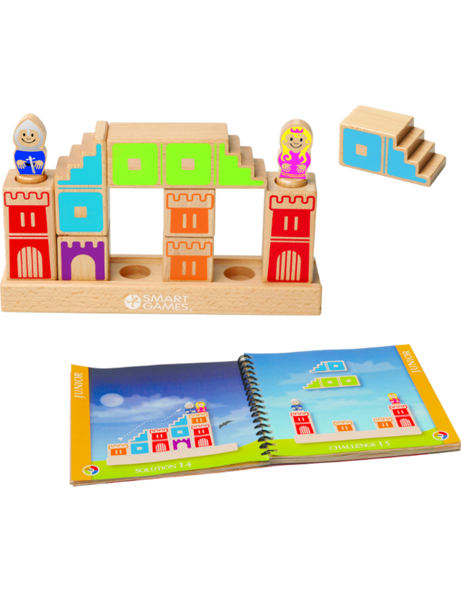 Smart Toys and Games Camelot Jr.