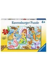 Ravensburger 35 pcs. Queens of the Ocean Puzzle