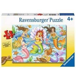 Ravensburger 35 piece Queens of the Ocean Puzzle