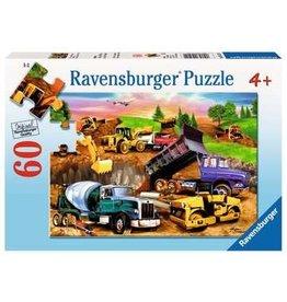 Ravensburger 60 pcs. Construction Crowd Puzzle
