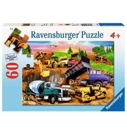Ravensburger 60 Piece Construction Crowd Puzzle
