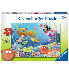 Ravensburger 60 Piece Mermaid Tales Puzzle