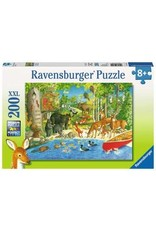 Ravensburger 200 Piece Woodland Friends XXL Puzzle