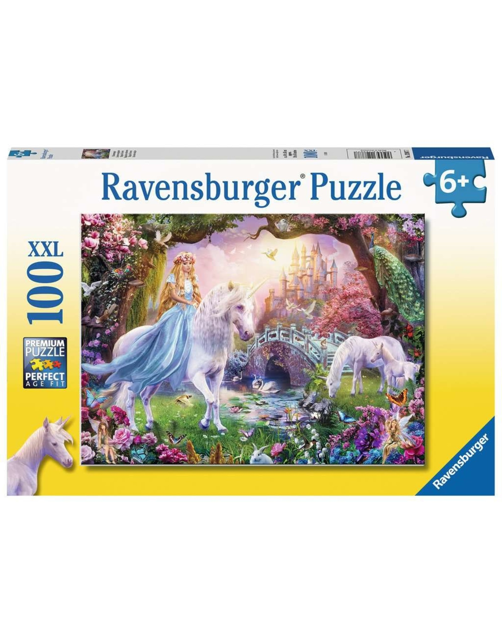 Ravensburger 100 pcs. Unicorn Magic Puzzle