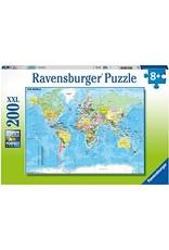 Ravensburger 200 pcs. The World Puzzle