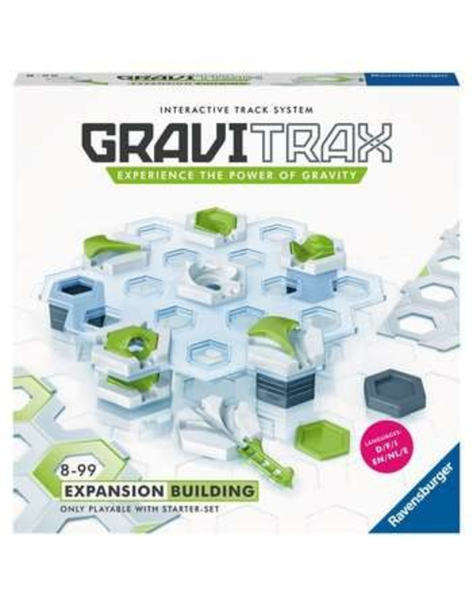 Ravensburger GraviTrax Expansion: Building