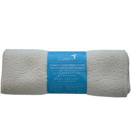 Colibri Organic Cotton Sherpa Wipes, 5 Pack