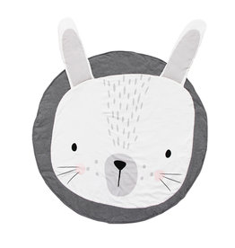 Mister Fly Bunny Animal Face Playmats