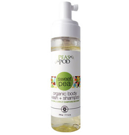 Peas in A Pod Sweet Pea Baby Body Wash 210ml