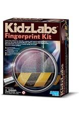 4M Detective Science, Fingerprint
