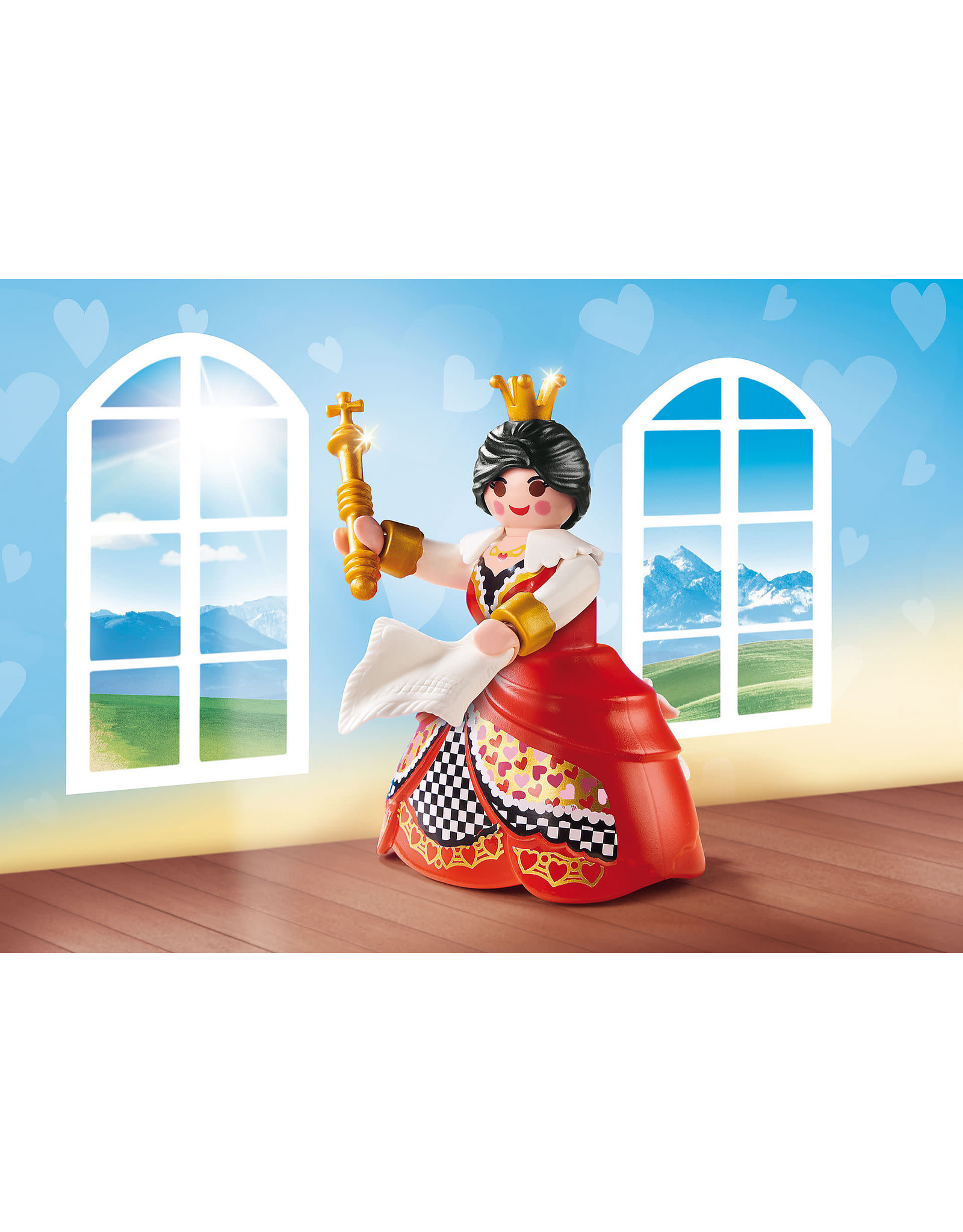 Playmobil Playmo- Friends, Queen of Hearts