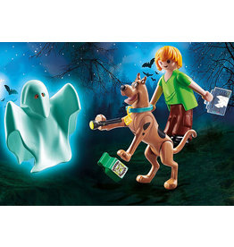 Playmobil Scooby Doo Scooby Shaggy and Ghost