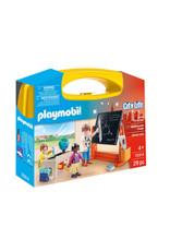 Playmobil City Life School Carry Case