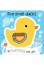 Five Little Ducks Pop Out and Play (BB)