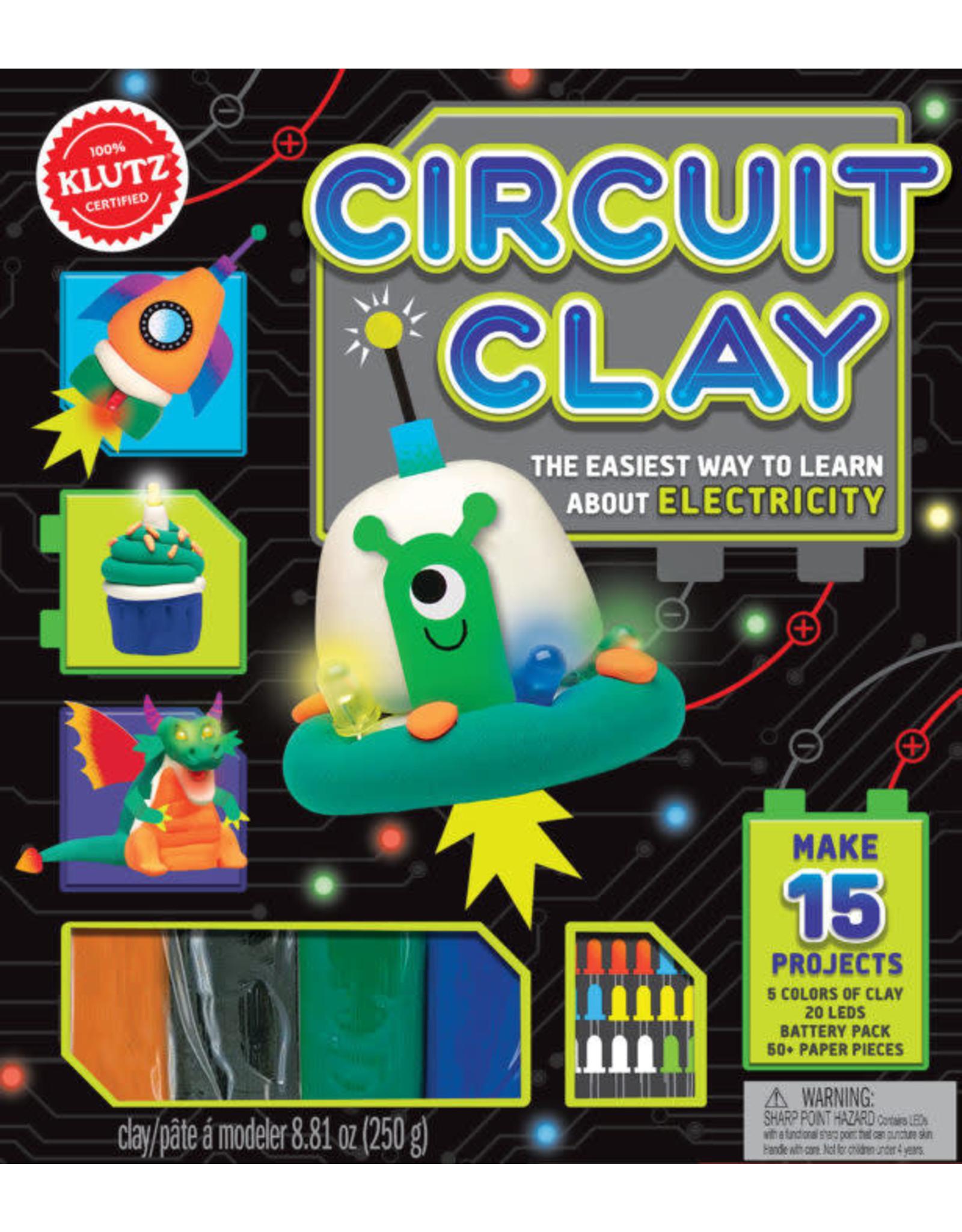 Klutz Klutz: Circuit Clay