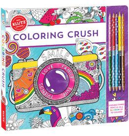 Klutz Klutz: Coloring Crush