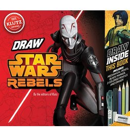 Klutz Klutz: Draw Star Wars Rebels