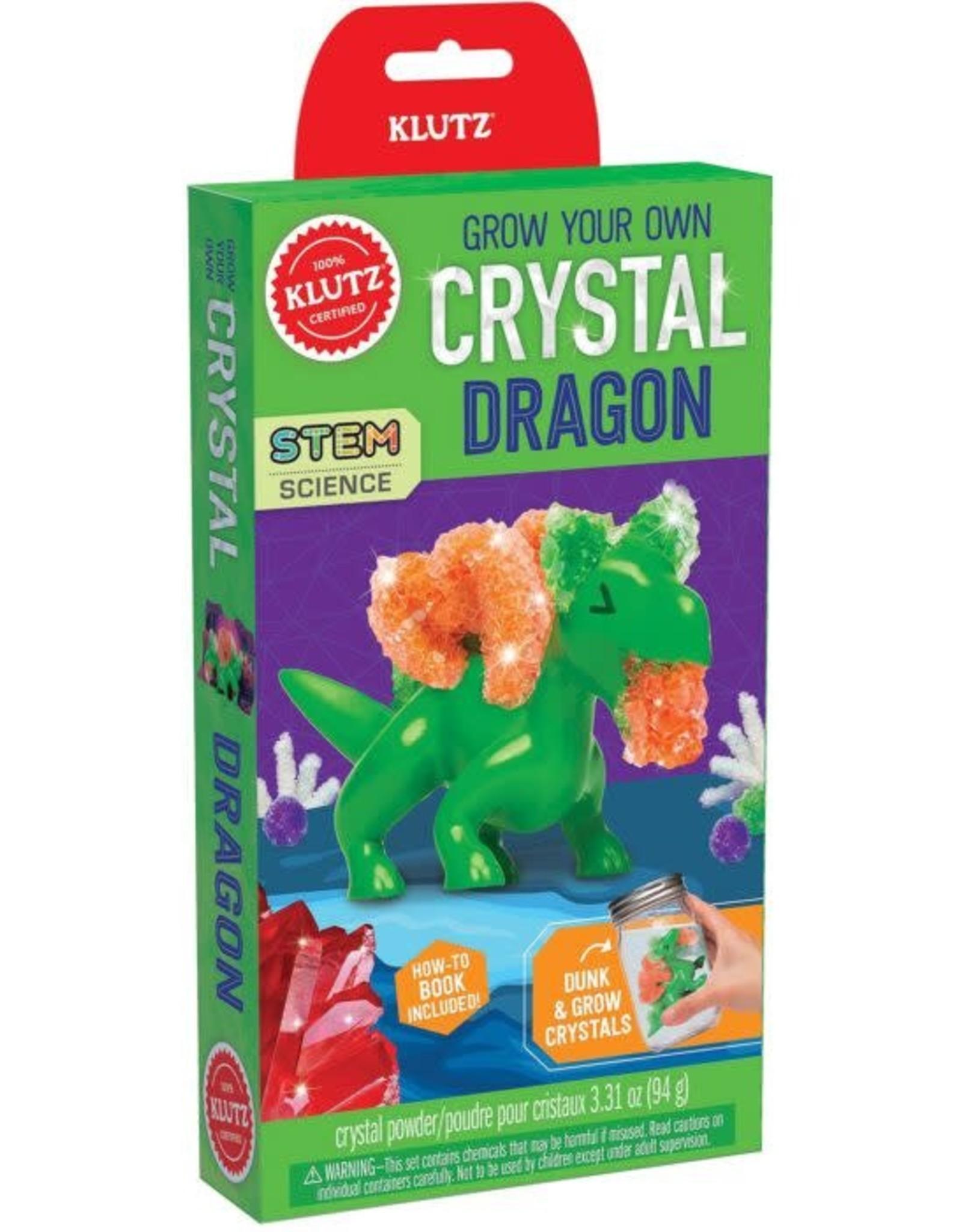 Klutz Klutz: Grow A Crystal Dragon