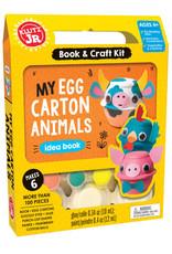 Klutz Klutz Jr: My Egg Carton Animals