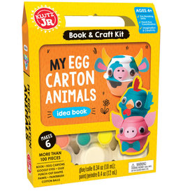 Klutz Klutz Jr: My Egg Carton Animals