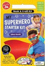 Klutz Klutz Jr: My Superhero Starter Kit